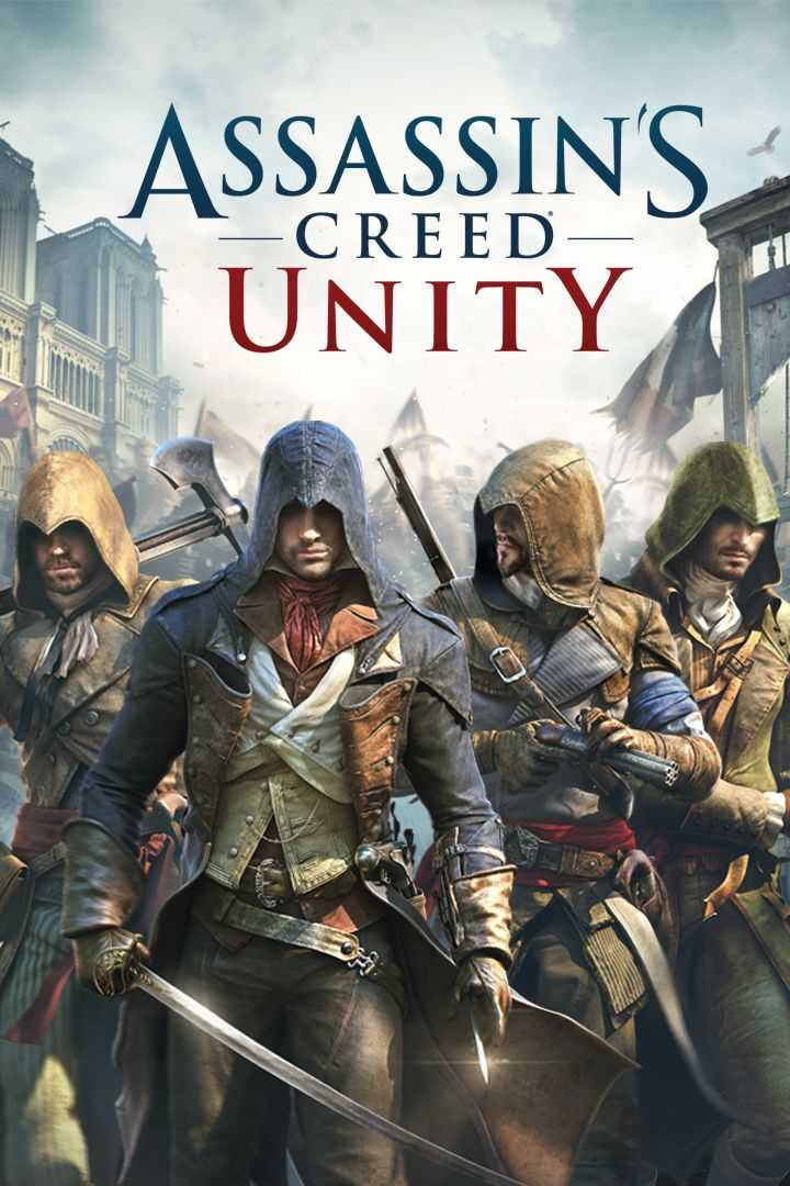 Assassin s Creed Unity PC Game DLCs Update v1.4.0 & Crack Free Download