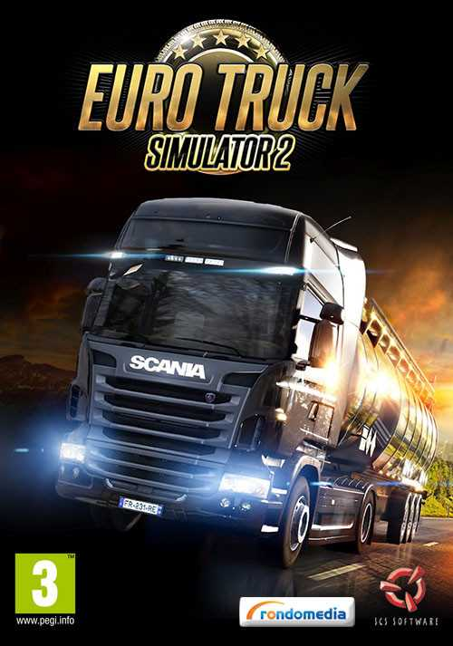 Euro Truck Simulator 2 (PC) 1