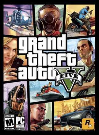 Buy GTA 5