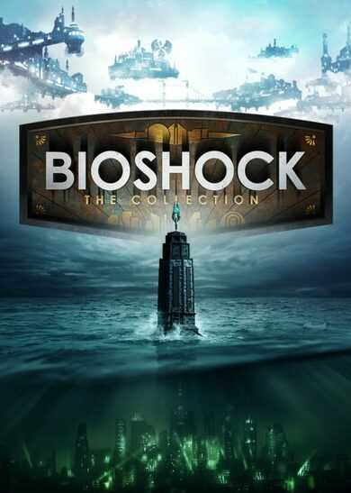 BIOSHOCK: THE COLLECTION Steam Key 1